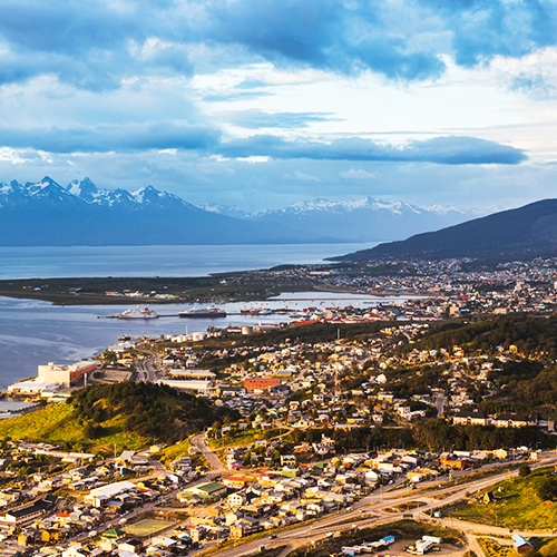 Ushuaia City Day - Knowmad Adventures