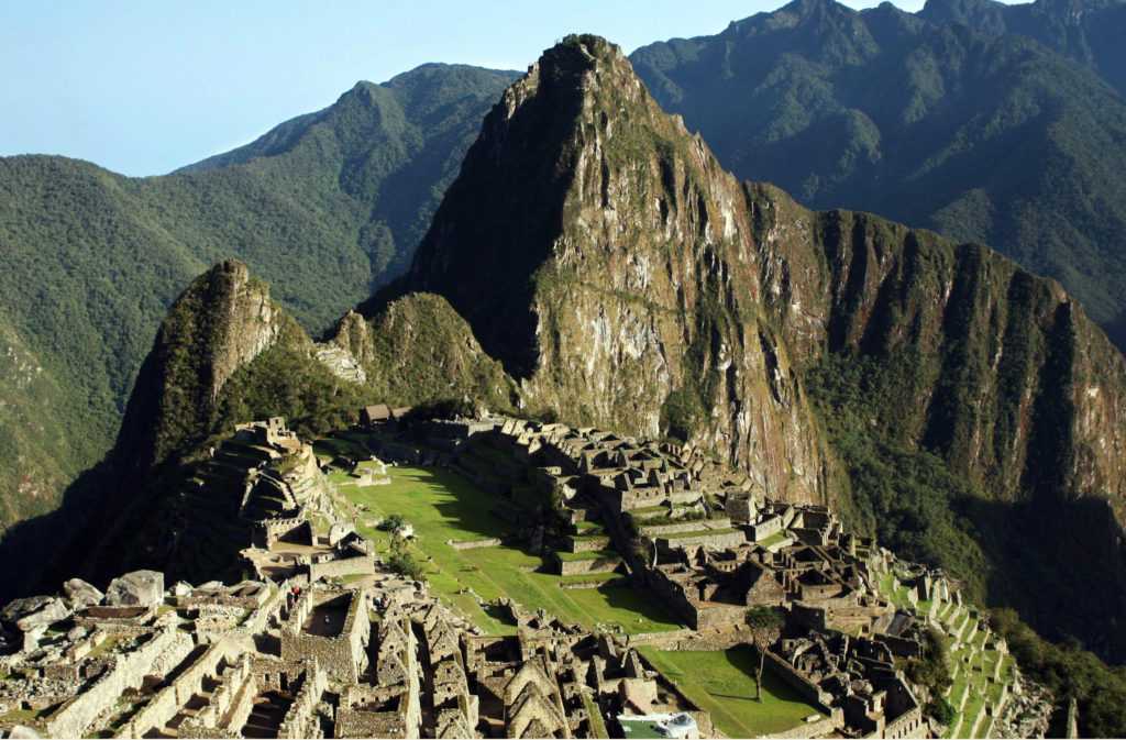 Trek like the Inca