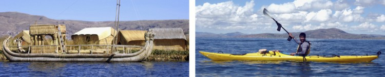 Lake Titicaca Exploration