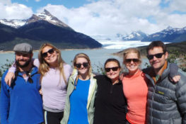 Louis Family in Patagonia