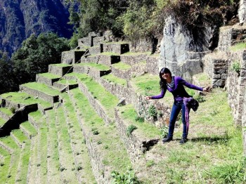 Haelin - Peru Travel Coordinator