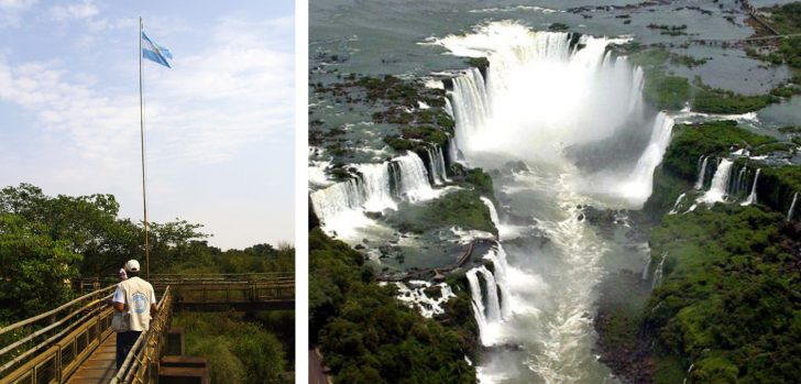 Iguazu Falls Argentina Weather