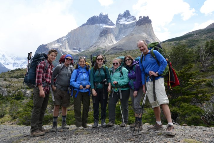 Custom Group Trip Patagonia