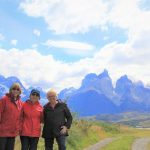 Seniors Travel Group Of Friends