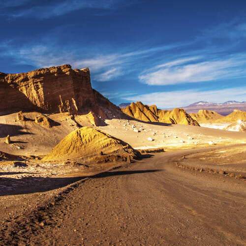 Atacama Desert Travel
